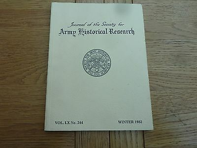 1982 Army Historical Research Book -The Broderick Cap Article