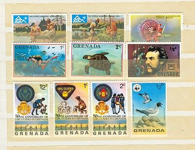 Briefmarken Grenada postfrisches Lot