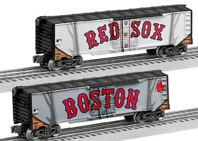 Lionel 6-83759 O Boston Red Sox Jersey Boxcar