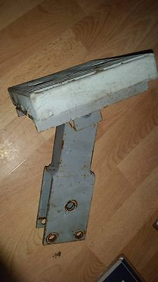 auxiliary outboard bracket for boat or yacht