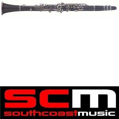 FBW210 Bb CLARINET FONTAINE  BRAND NEW with PLUSH LINED HARD CASE