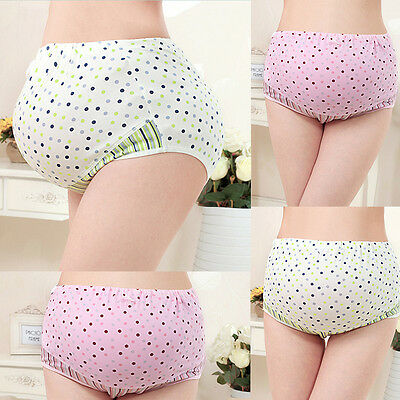 Maternity  Pregnancy Adjustable Pregnant Women Underwear Panties Cotton Briefs