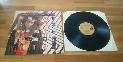 Doctor & The Medics Laughing At The Pieces UK LP A1 B2 IRS MIRG1010 Goth Punk