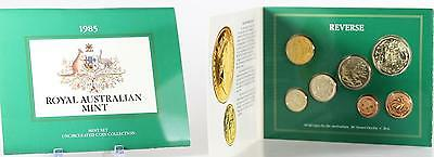 "1985 Australia ""RAM"" Mint Set in Original Mint Package.Royal Mint sealed set."