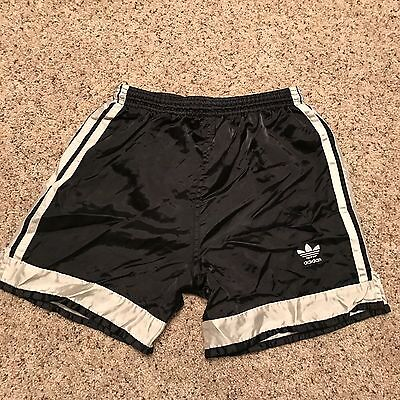 Vintage adidas Adi Spez Shorts Made In The USA Size Youth L Near Mint