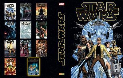 Coffret Star Wars - Complet - Neuf/Sous Blister - Panini