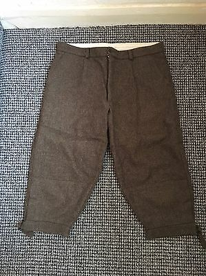 Hoggs Breeches Size 34 Men's Uk