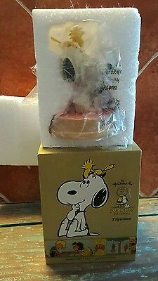 Hallmark PEANUTS GALLERY Snoopy, Woodstock. A Good Friend is Always on Your Mind