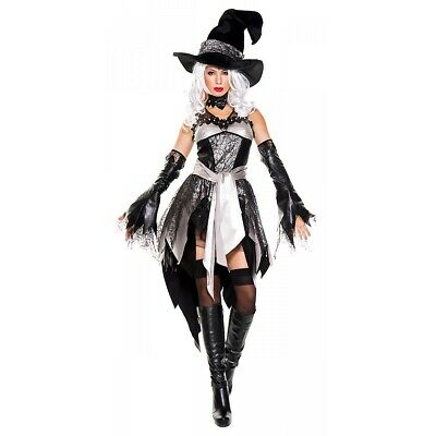 Adult Witch Costume Halloween Fancy Dress