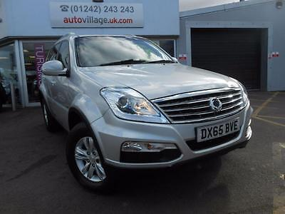 2015 SsangYong Rexton W 2.0 CS COMMERCIAL Bal of 5yr Warranty 2 door Commercial