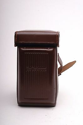 Rolleicord Rollei VB Leather Camera Case, Origina, MINT Condition!