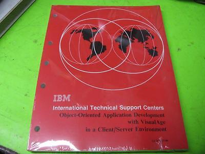 IBM INTERNATIONAL TECHNICAL SUPPORT CENTERS APPLICATION DEVELOPMENT w/VISUALAGE
