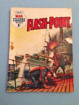 War Picture Library No 95 Flash-point