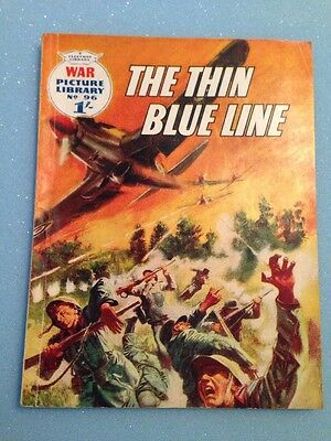 War Picture Library No 96 The Thin Blue Line