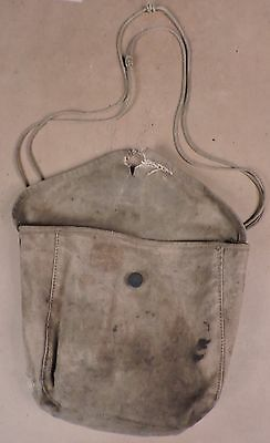 Turn Of The Century Old Men'S Military  Ww1 ? Bag As Found