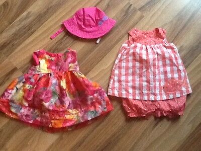 Ted Baker/Motherare girls small bundle age 0-3 months