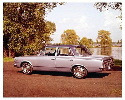 1964 Rambler American ORIGINAL Factory Transparency ouc3100