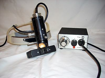 Frigitronics Indirect Ophthalmoscope with Transformer and Case