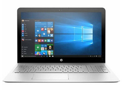 "NEW 15.6"" HP ENVY Touchscreen Notebook  2.5GHz Core i7-6500U  12GB RAM 256GB SSD"