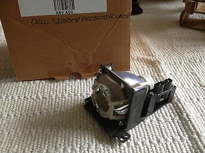 Replacement Lamp for dell 3100mp projector