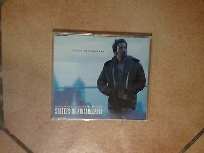 CD MAXI SINGLE - BRUCE SPRINGSTEEN - Streets Of Philadelphia