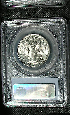 1936 Roanoke Commemorative Silver Half Dollar Pcgs Ms65 Rare High Grade Blazer!!
