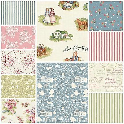 Patchwork/quilting Fabric Penny Rose Fabrics - Anne Of Green Gables