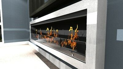 New IBF-012W Custom Designed by AS YOU SEE IT Sydney Fireplace