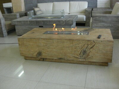New Wood Coffee Table Hand Crafted