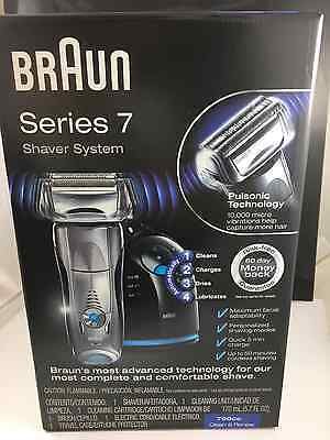 BRAND NEW Braun Series 7 790cc Cord Cordless Rechargeable Men's Electric Shaver