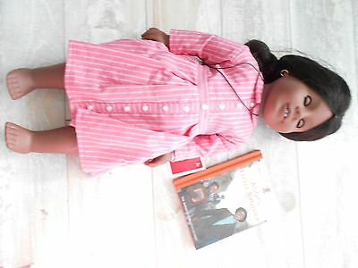 American Girl ADDY doll  MEET OUTFIT AND BOOK*EXCELLENT*