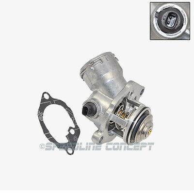 For 2012-2015 Mercedes C250 Engine Coolant Thermostat Housing Assembly 91386TS