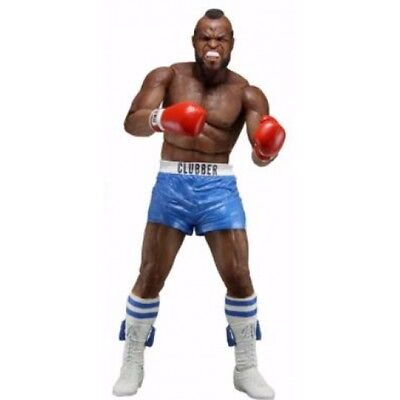 Rocky 40th Anniversary Series 1 Clubber (Blue trunks version) Brand New