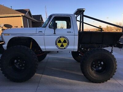 1979 Ford F-250  1979 ford f250 monster truck, Bigfoot, no reserve!