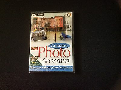 Classic Photo Art master CD For PC