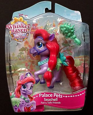 Disney Princess Palace Pets Whisker Haven Tales Seashell Furry Tails Friends