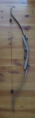Samick Sage take down recurve bow hunting right hand 35 and 50lb limbs