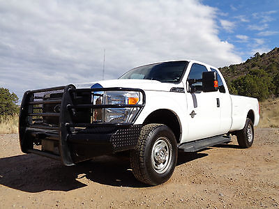 2012 Ford F-250 XL XLT 2012 4WD Ford F250 Extra Cab Long Bed 6.7L Diesel 4X4 Make Offer