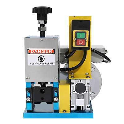 Powered Electric Wire Stripping Machine Metal Recycle Tool Cable Stripper