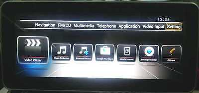Android 4.2.2 Quad Core For Mercedes-Benz A/CLA/GLA NTG5