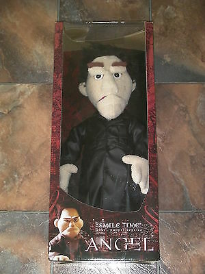 """Angel Smile Time Original Puppet - Official Plush Prop Replica 21"""" - New - Buffy"""