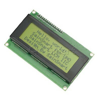 New 2004 LCD Yellow Display Module 20X4 characters 5V for Arduino with HD44780