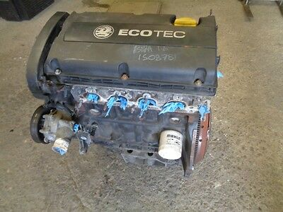Motor Opel Astra H  1.6i Twinport 77kW Z16XEP 90818
