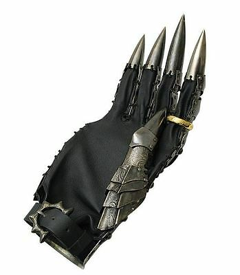 Hobbit Herr der Ringe Gauntlet of Sauron UC3065 United Cutlery Replica