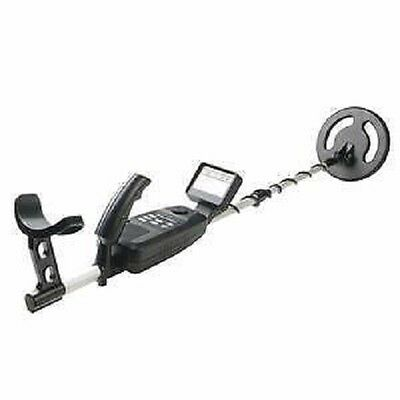 Metal Detector with 8 Inch Waterproof Coil and Explorers Kit