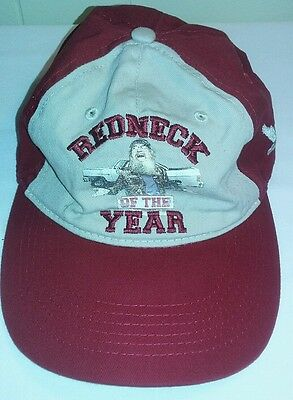 Duck Dynasty Redneck of the Year Cap/Hat