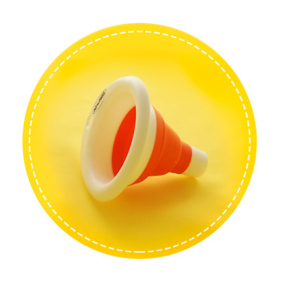 Sinchies Collapsible Funnel No spills solution to filling your food pouches