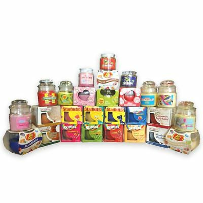** Set of 8 Assorted ** Candy Fragrances Scented Candles (Mothers Day Candle)