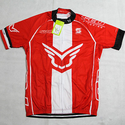 2017 New  Bicycle Shirt  Short Sleeve Clothing Cycling Jersey Top Quick size L