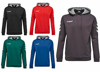Hummel Core Cotton Hoodie Kinder Handball Fußball Gr. 116 - 176 Art. 133-451